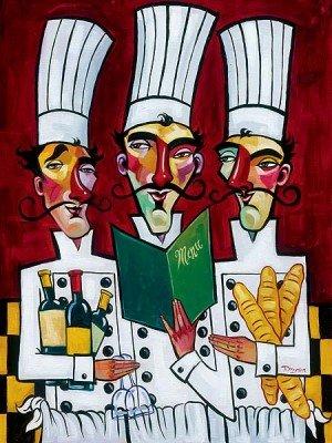 Tres Chefs