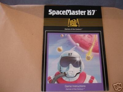 SpaceMaster X-7
