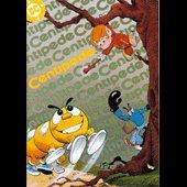 Centipede Comic Book - copyright 1983