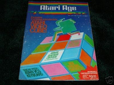 Atari Age Volume 2  Number 1 - May - June 1983