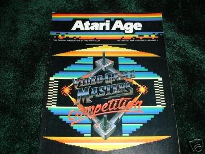 Atari Age Volume 2  Number 4  Nov. 1983 - Feb. 1984