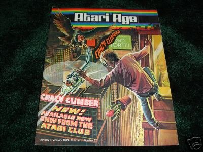 Atari Age Volume 1 Number 5 - Jan. 1983 - Feb. 1983
