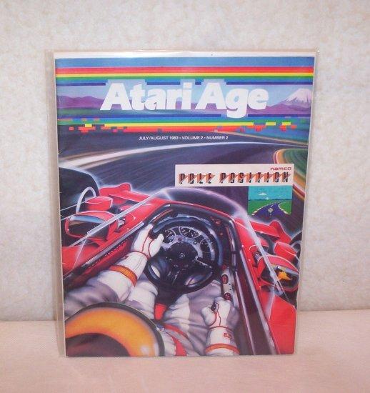 Atari Age Volume 2 Number 2 - July - August 1983