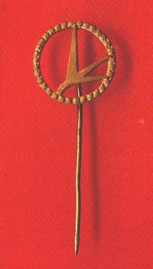 TAROM ROMANIAN AIRLINES - LOGO STICK PIN
