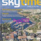 SKY AIRLINES - 2009 SPRING - SKYTIME INFLIGHT MAGAZINE - TURKEY