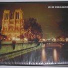 AIR FRANCE - 1976 PARIS DIARY - AGENDA - APPOINTMENT CALENDAR
