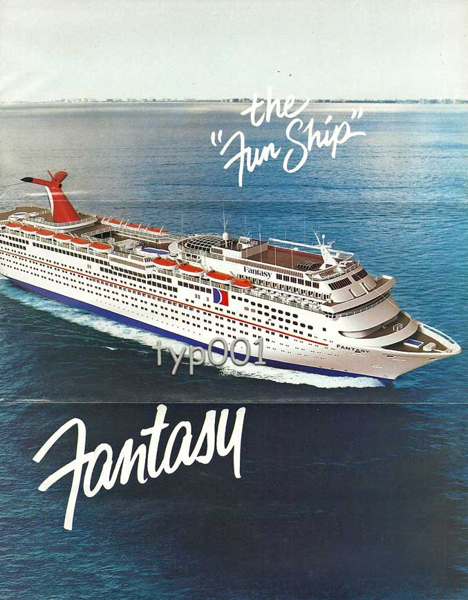 CARNIVAL CRUISE LINES  FANTASY DECK PLANS