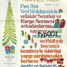 PAN AM - 1969 NEW YEAR GREETINGS TO THE TRAVEL INDUSTRY IN TURKEY