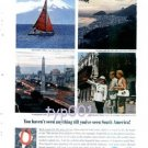 PAN AM  &  PANAGRA - 1964 - YOU HAVEN'T SEEN ANYTHING - 2 - PRINT AD