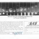 SAS - 1964 - DISCOVER THE MOST FASCINATING SPECTACLE OF ALL - PRINT AD
