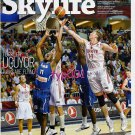 TURKISH AIRLINES - 2011 FIBA WORLD CHAMPIONSHIP - SKYLIFE INFLIGHT MAGAZINE
