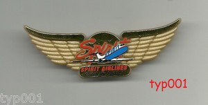 SPIRIT AIRLINES JUNIOR KIDDIE WINGS