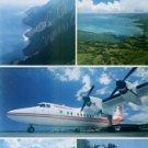 HAWAIIAN AIR - 1983 ISLANDS IN THE SKY BROCHURE