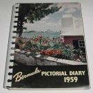 PAN AM - PAN AMERICAN AIRLINES - 1959 BERMUDA DIARY
