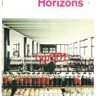 PAN AM - 1970 - WORLDWIDE MARKETING HORIZONS BROCHURE BOOKLET
