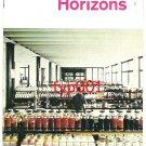 PAN AM - 1970 - WORLDWIDE MARKETING HORIZONS BROCHURE BOOKLET