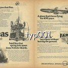 MCDONNELL DOUGLAS - 1979 - IDEAS IN FLIGHT PRINT AD