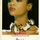 DAMIANI JEWELERS - 1986 - JEWELERY PRINT AD - PHOTO BY VANNI BURKHART