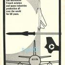 OGA - 1973 - AVIATION INDUSTRY DISTRIBUTORS FRANCE