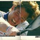 FILA - 1984 ITALIAN SPORTSWEAR PRINT AD - TENNIS