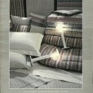 MISSIONI  - 1984 HOME LINEN COLLECTION PRINT AD