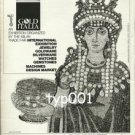 GOLD ITALIA - 1984 MILAN INT'L TRADE FAIR JEWELRY GOLDWARE WATCHES GEMS PRINT AD