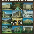 INTERHOTEL - 1984 WHERE ELSE PRINT AD