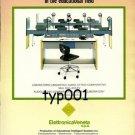 ELETTRONICA VENETA - 1987  EDUCATIONAL INTELLIGENT SYSTEMS PRINT AD