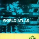 KLM CARGO - 1976 WORLD ATLAS - FLEET SPECS