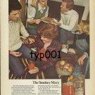 SMIRNOFF - 1977 THE SMOKEY MARY COCTAIL PRINT AD