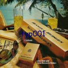 BENSON & HEDGES - 1976 - CELEBREATE WITH A LITTLE GOLD PRINT AD - 03