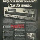 SONY - 1976 - 8 SOUND REASONS TO BUY OUR RECEIVER PRINT AD