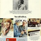 JAL JAPAN AIR LINES - 1976 DOING BUSINESS IN JAPAN PRINT AD