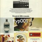 JAL JAPAN AIR LINES - 1976 WE'RE A GREAT BIG AIRLINE PRINT AD