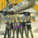 HEADBANG 2009 - IRON MAIDEN FLIGHT 666 STORY AND COVER TURKISH EDITION