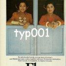 GARUDA INDONESIAN AIRLINES - 1980 - GREET PRINT AD