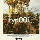 GARUDA INDONESIAN AIRLINES - 1980 - SENSE PRINT AD
