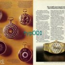 ROLEX - 1973 - WILSDORF COLLECTION PRINT AD
