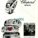 CHOPARD - 1998 - HAPPY HEARTS JEWELERY PRINT AD