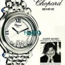 CHOPARD - 1998 - HAPPY SPORTS WATCHES PRINT AD