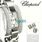 CHOPARD - 2000 - FIFTIES' CHIC WATCHES & JEWELERY PRINT AD