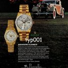 ROLEX - PORCELLO JEWELERS - 1991- THE ENDURING CLASSICS PRINT AD