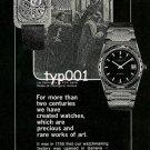 VACHERON CONSTANTIN - 1980 -  PRINT AD
