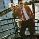 SWISSAIR - 1990 - CUSTOMER PORTRAIT 72 - WOLFGANG FROM VIENNA PRINT AD
