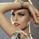 AUDEMARS PIGUET - 2004 - FEMMES DU MONDE LADY ROYAL OAK PRINT AD
