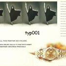 ROLEX - 1999 - BALLET DANCER SYLVIE GUILLEM PRINT AD