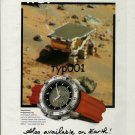 OMEGA - 1998 - THE MARS WATCH PRINT AD