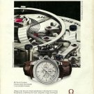 OMEGA - 2003 - OMEGA MAKES WATCHMAKING HISTORY ONCE AGAIN PRINT AD