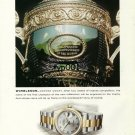 ROLEX - 2000 - WIMBLEDON FIRST CHAMPION OF THE MILLENNIUM PRINT AD