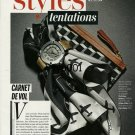 BURBERRYS - DIOR - PIERRE HARDY - 2012 BURBERRY THE BRITAIN WATCH ADVERTORIAL